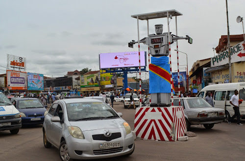 Article : Mbo: histoire d'un jeune cantonnier de Kinshasa