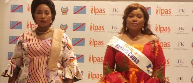 Article : Barabara Kanam, championne de la vulgarisation des droits de la femme en RDC
