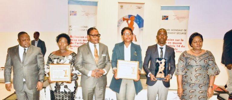 Article : #MongongoNaBiso : 3 journalistes primés pour des réalisations en faveur du Protocole de Maputo